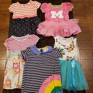 Toddler girl dresses 2T and 3T